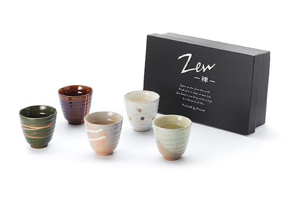 Cup-set Takashi