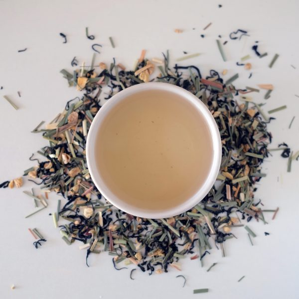 Gingerally AMBAR tea