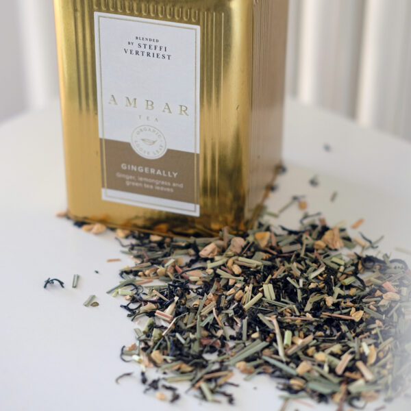 Gingerally Ambar Tea