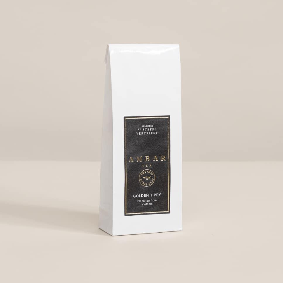 Golden Tippy Ambar Tea