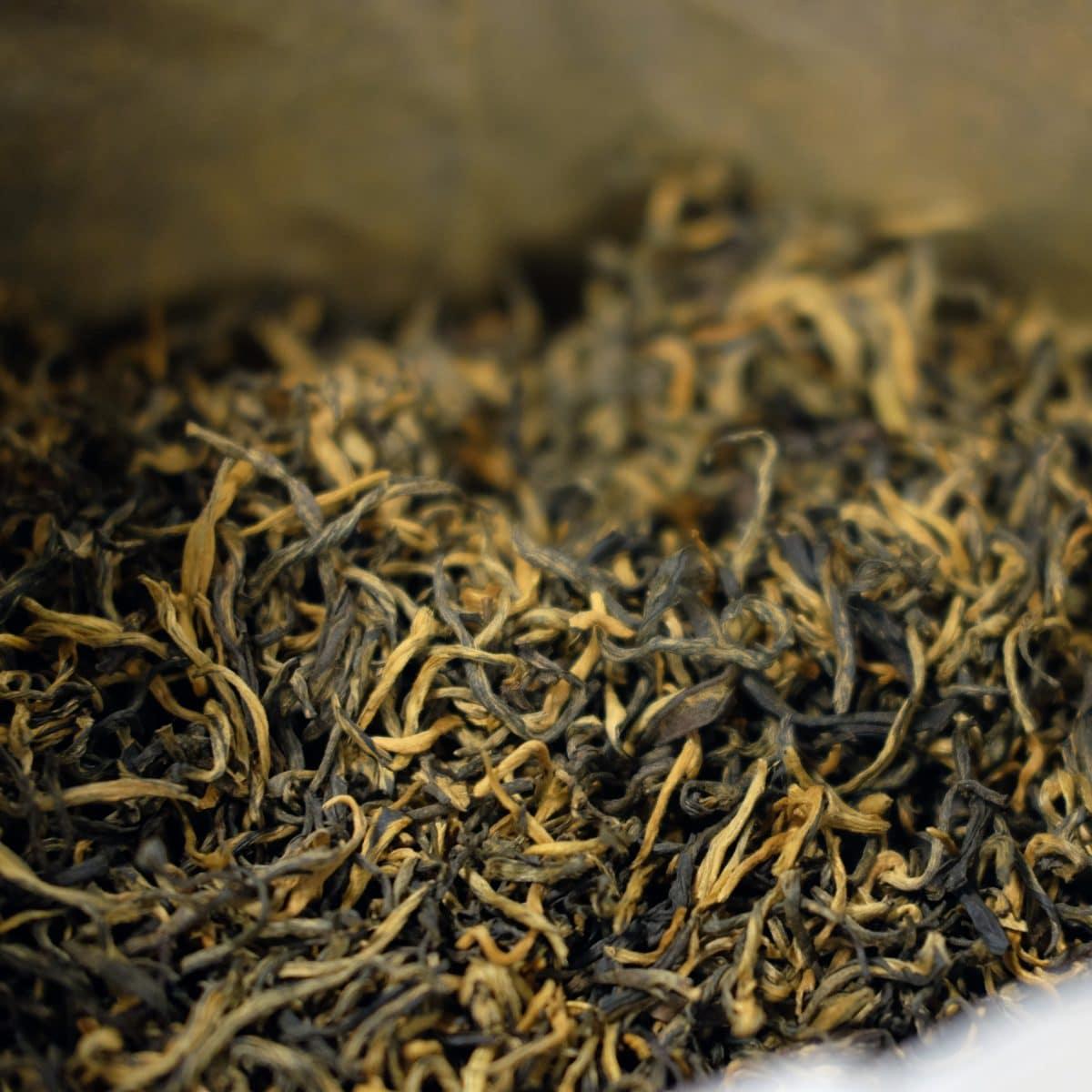 Golden Yunnan Premium zwarte thee