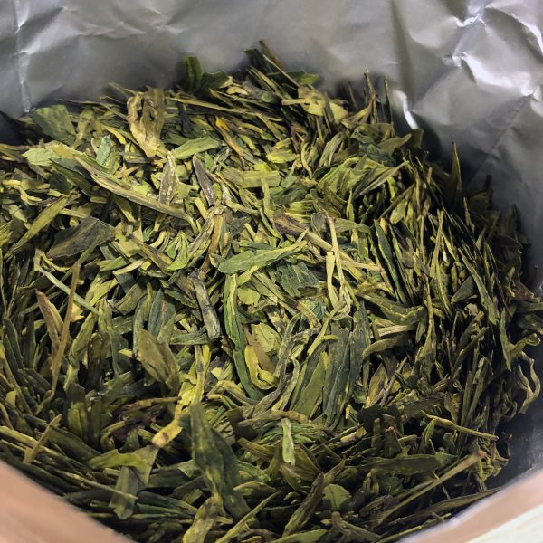 Lung Jing the vert