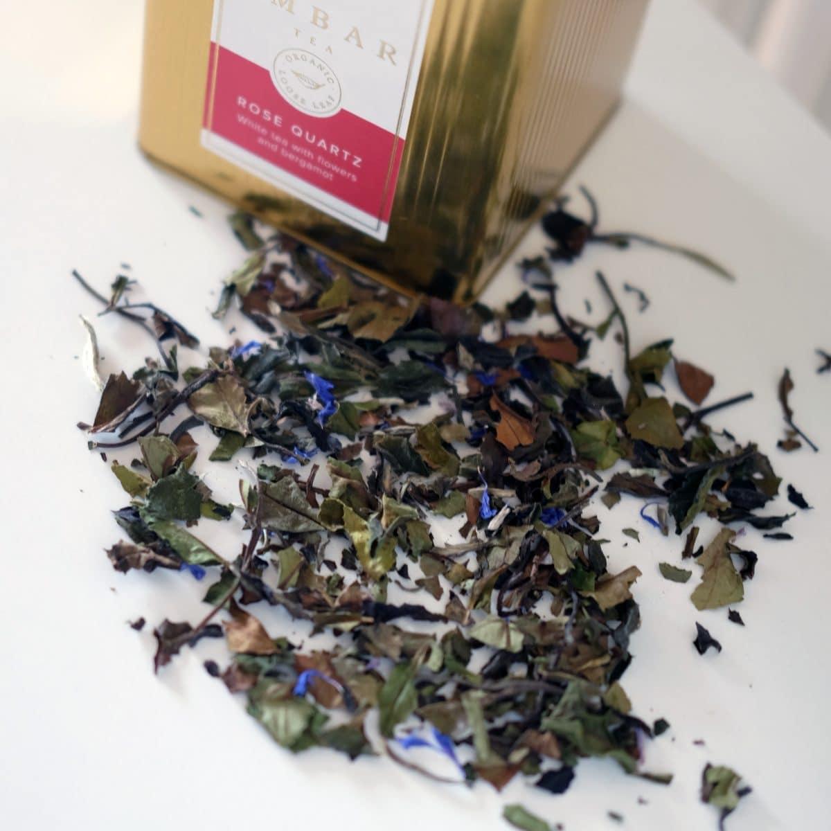 Rose Quartz Ambar Tea
