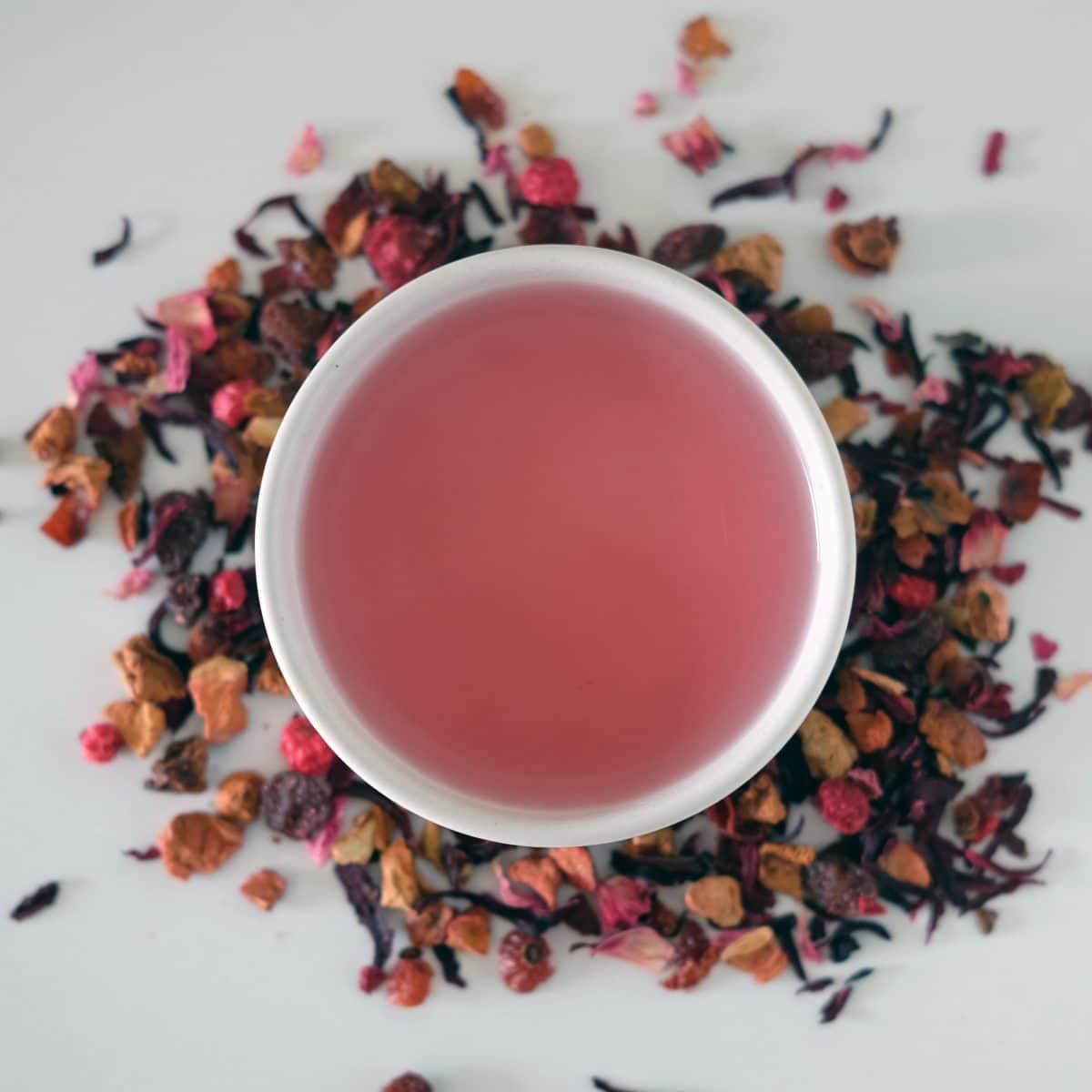 Ruby Ambar Tea