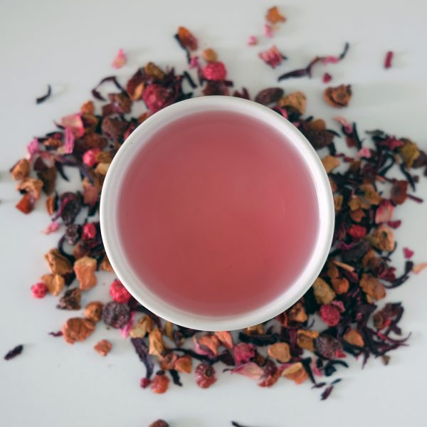 Ruby Ambar Tea