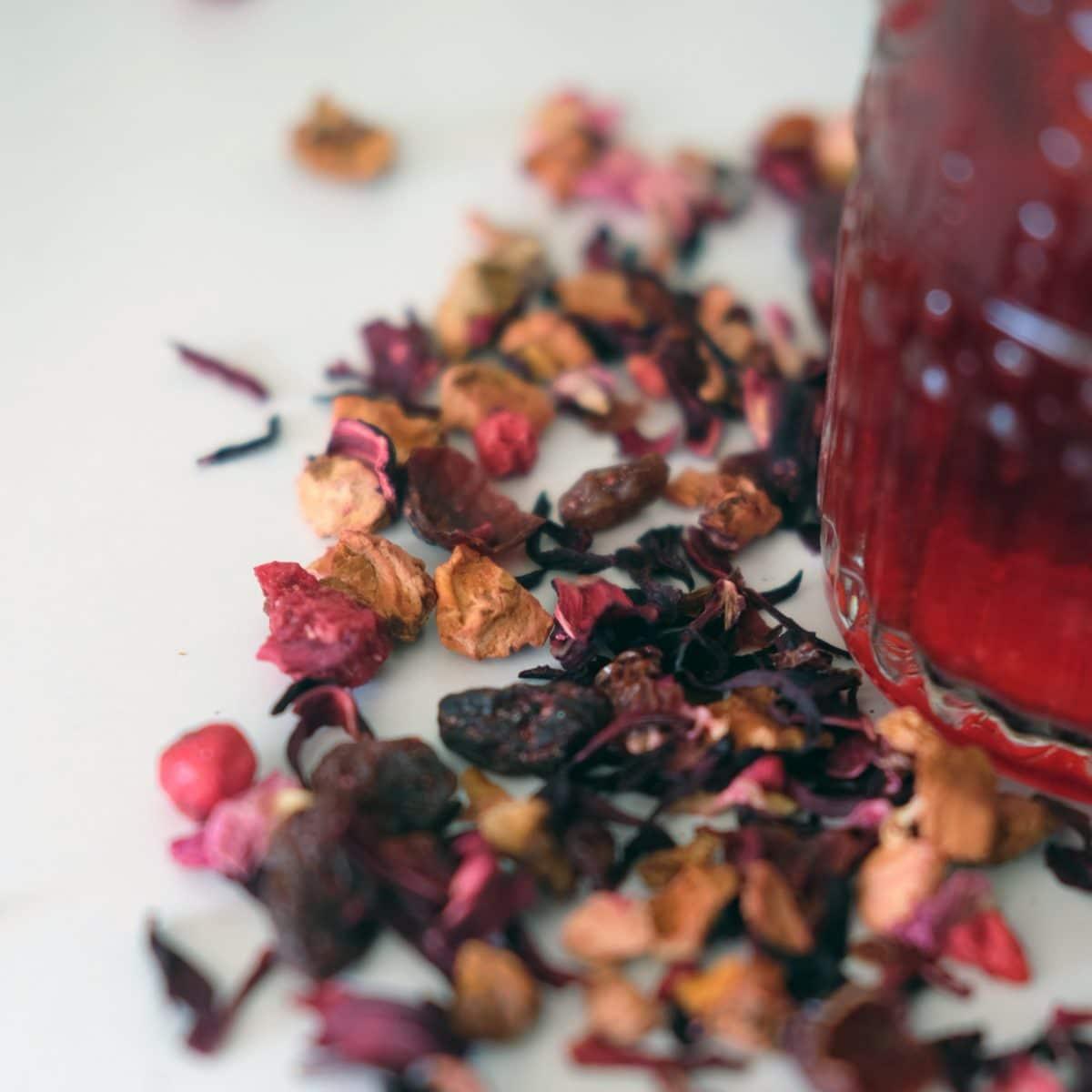 Ambar Rode Vruchtenthee