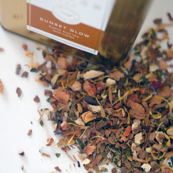 Sunset Glow Ambar Tea