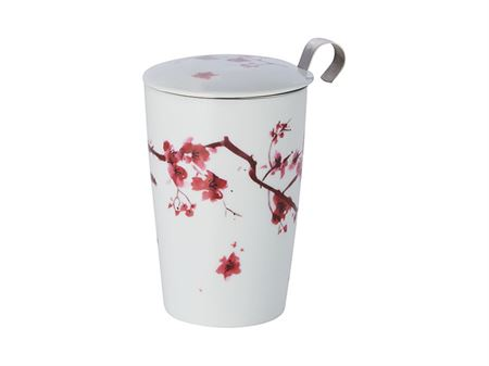 Teaeve Herb Tea Cup Cherry Blossom