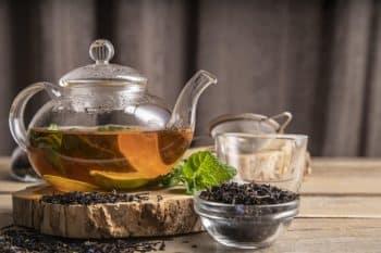 houdbaarheid van thee