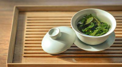 temperatuur water groene thee