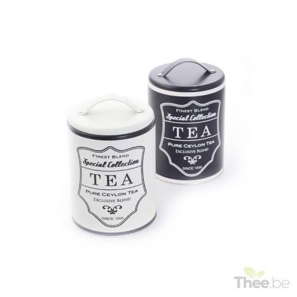 Set theeblikken TEA