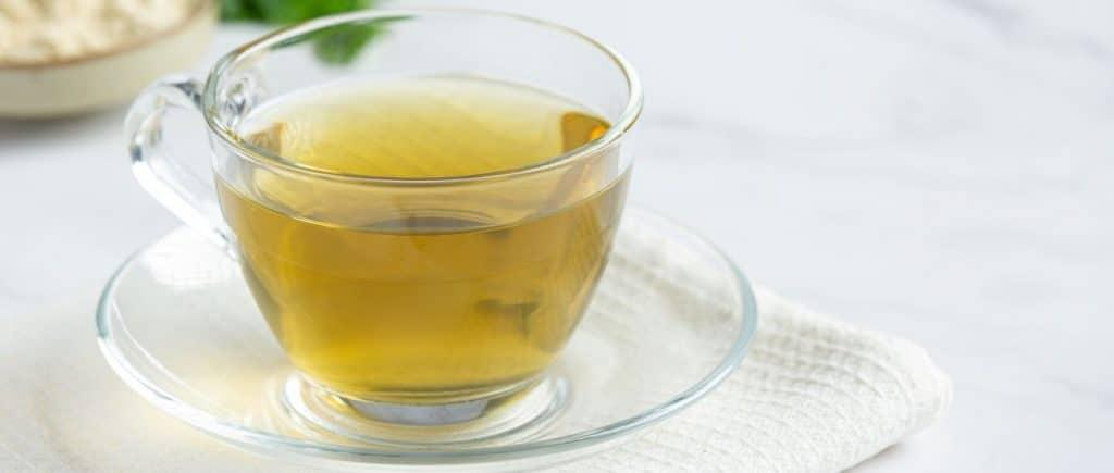 witte thee voordelen