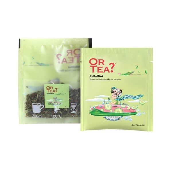 CuBaMint -  Herbes et thé aux fruits