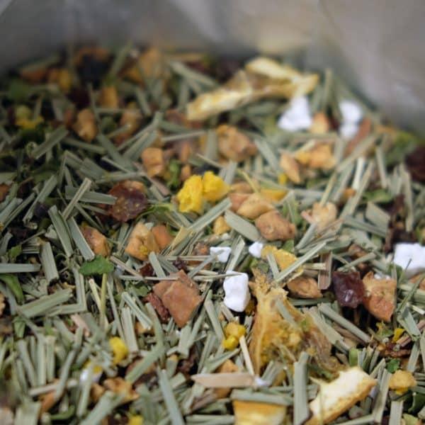 Thé de Moringa aux fruits
