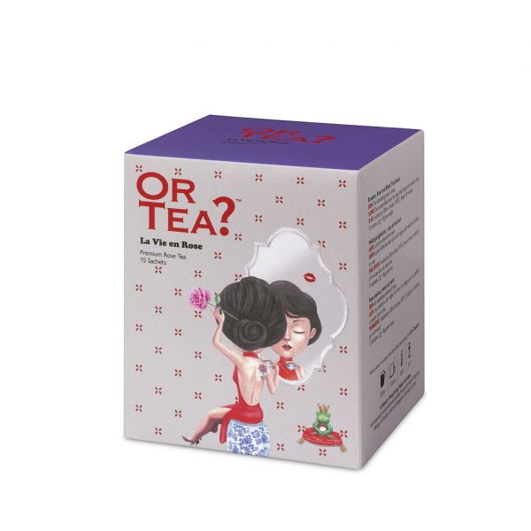 La Vie en Rose (15-Sachet Box)