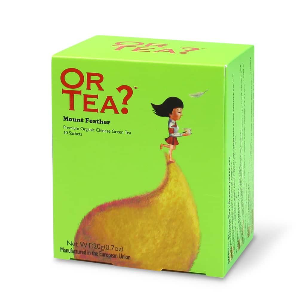 Mount Feather Or Tea? (10 sachets BIO)