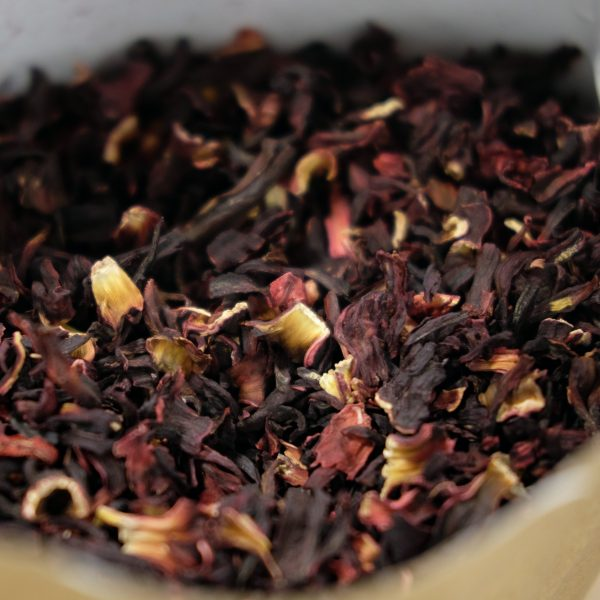 Thé pur à l'hibiscus