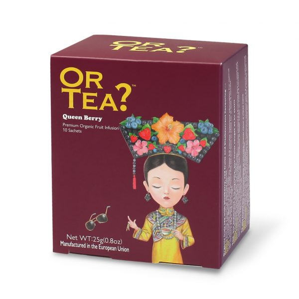 Queen Berry Or Tea? (10 sachets BIO)