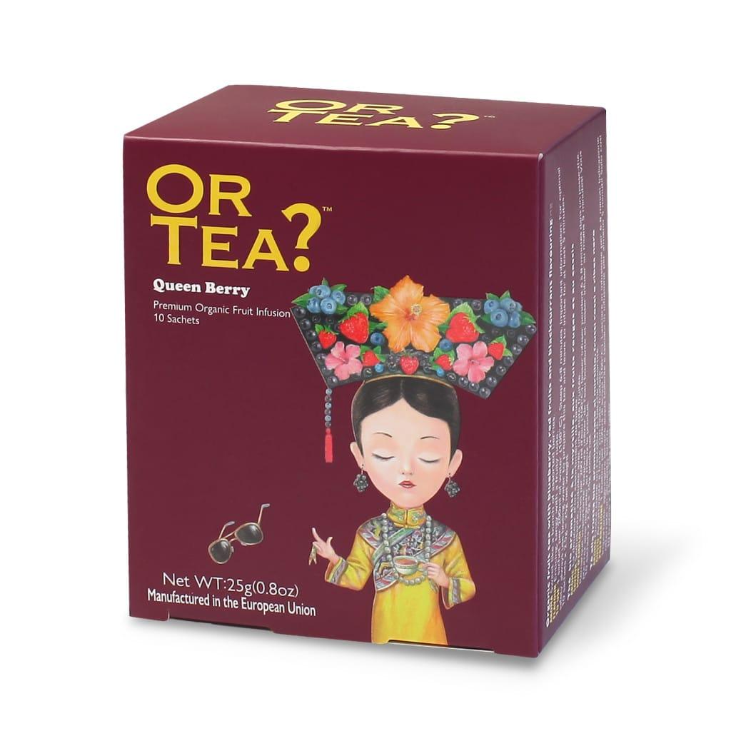 Queen Berry Or Tea? (10 sachets BIO)