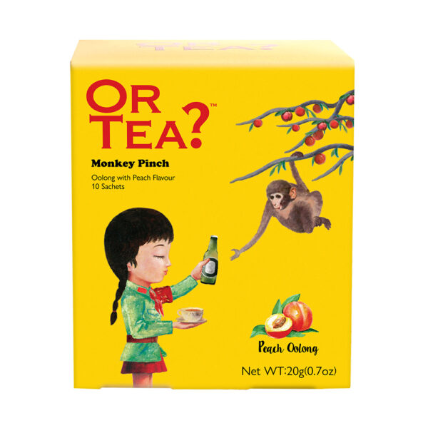Monkey Pinch Or Tea?