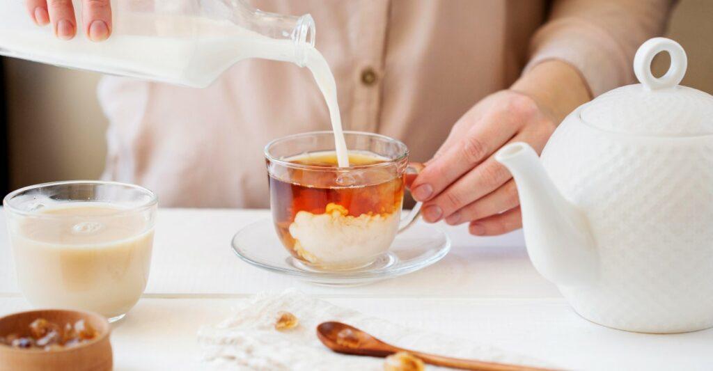 thee met melk