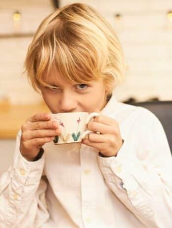 thee kinderen