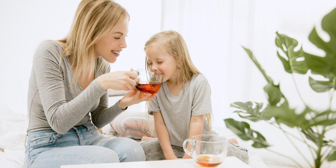 thee voor kinderen