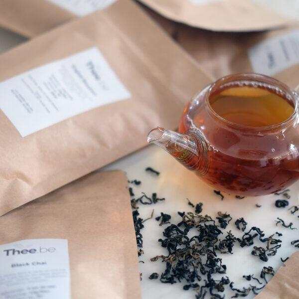 Zwarte thee pakket