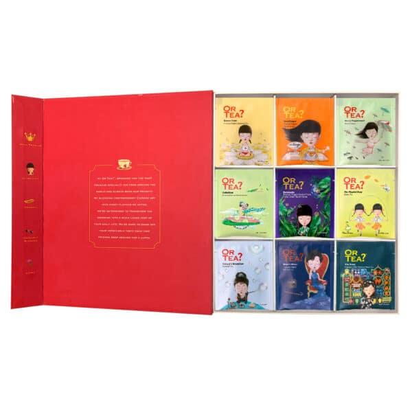 or tea big red book